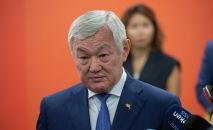 Премьер-министрдің орынбасары Бердібек Сапарбаев