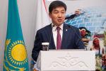 Участники Саммита мэров городов в Алматы
