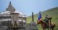 Национальный парк Монголия 13 века