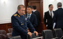Ішкі істер министрі Ерлан Тұрғымбаев