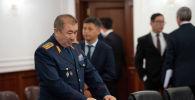 Министр внутренних дел Ерлан Тургумбаев
