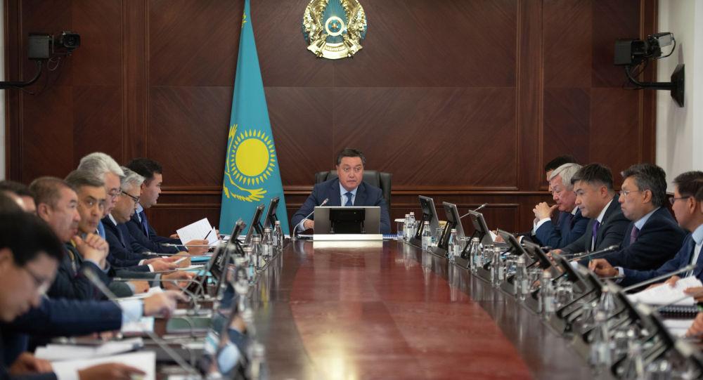 Правительство Казахстана утвердило проект бюджета на 2020-2022 годы