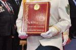 Конституция Казахстана на инаугурации Нурсултана Назарбаева, архивное фото