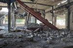 Райымбек ауылында газбетонды блок шығаратын цехта жарылыс болды