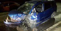 Авария, в которой пострадала певица Сиви Махмуди, произошла на улице Ремизовка, выше проспекта Аль-Фараби