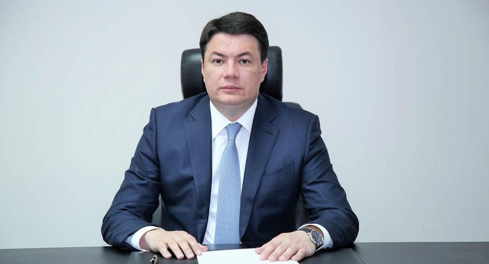 Ринат Акбердин - председатель правления  АО НК Продкорпорация
