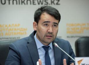 Глава управления по энергосбережению и повышению энергоэффективности МИИР Казахстана Жаксылык Токаев