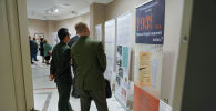 На историко-документальной выставке в Нур-Султане