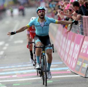 Дарио Катальдо — итальянский профессиональный шоссейный велогонщик, выступающий за казахстанскую команду Astana Pro Team
