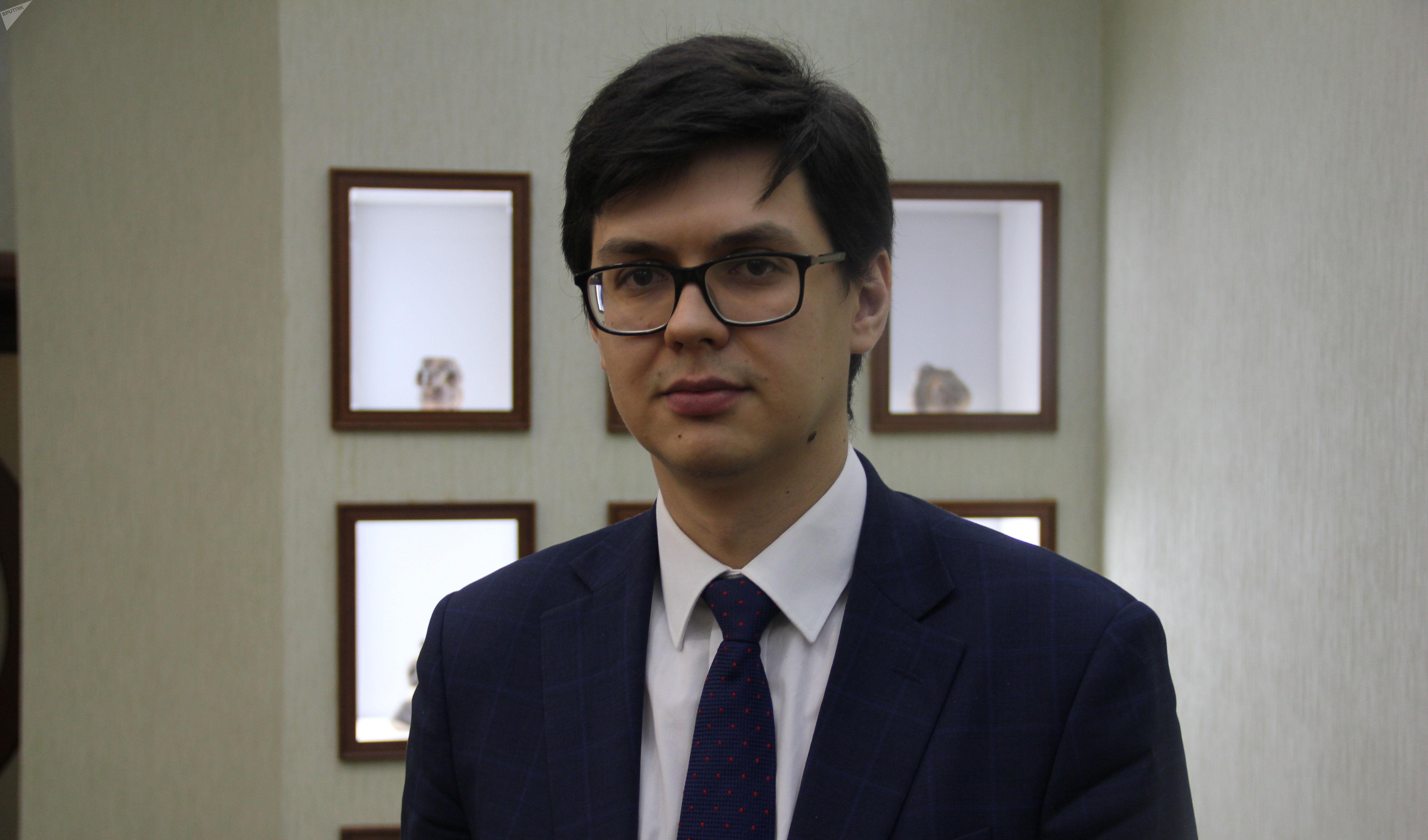 Генеральный директор российского Центра изучения перспектив интеграции Сергей Рекеда