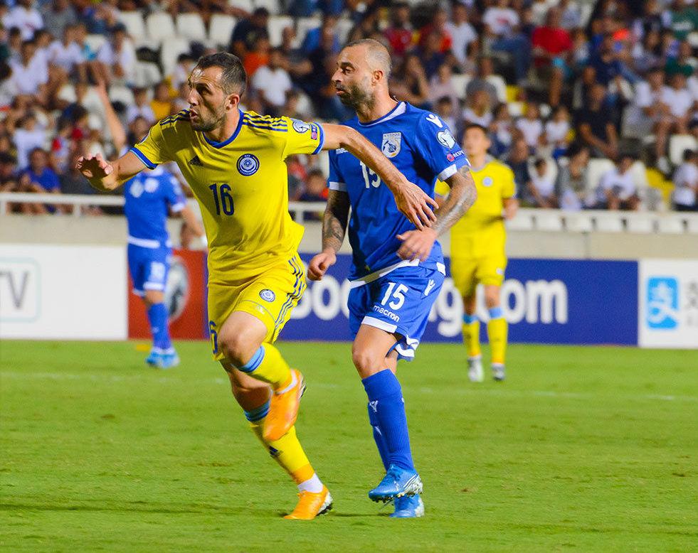 Гафуржан Суюмбаев, игрок казахстанской сборной по футболу