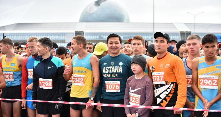 В столичном осеннем Аstana Marathon 2019 приняли участие более 5 000 человек
