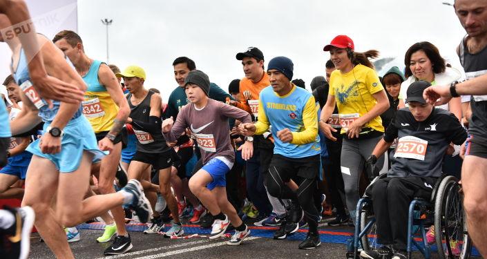 Аstana Marathon 2019 - шанс испытать себя на прочность и выносливость, несмотря ни на что