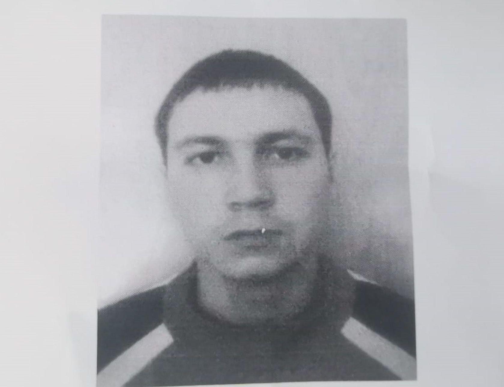 Ориентировка на подозреваемого в похищении и убийстве ребенка Игентая Сопыжанова