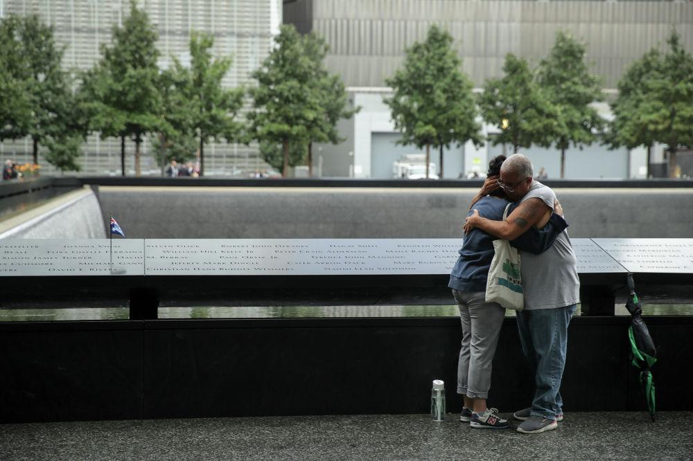 Терроризм память Нью-Йорк