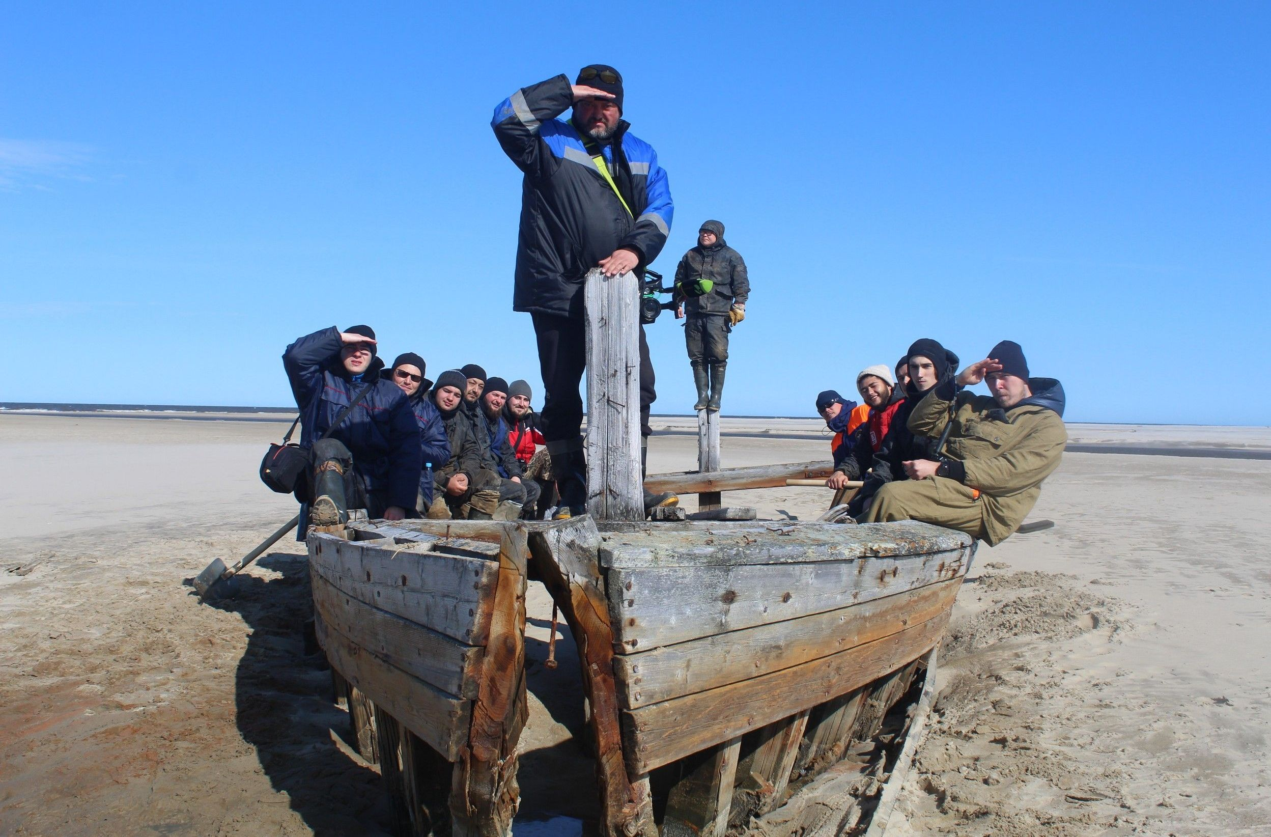 Казахстанцы приняли участие в экологической экспедиции в Арктике