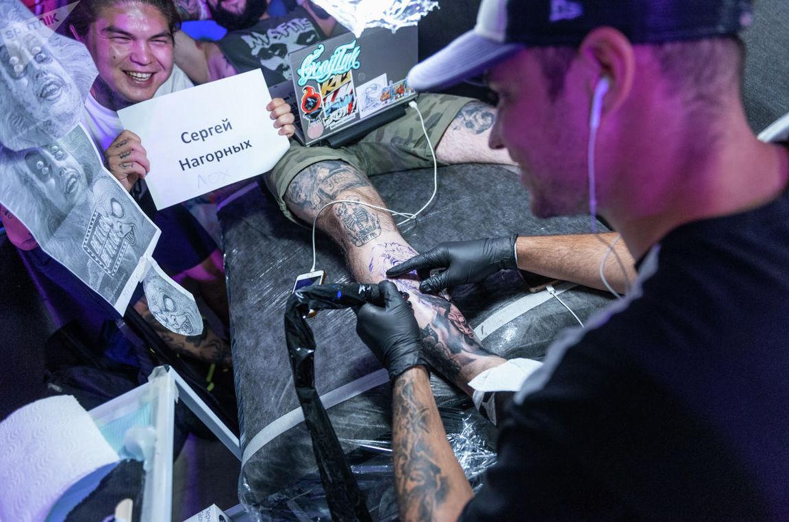 Almaty Tattoo United 2019