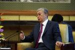 Президент Казахстана Касым-Жомарт Токаев, архивное фото