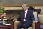 Токаев назвал Китай великой и дружественной страной – видео