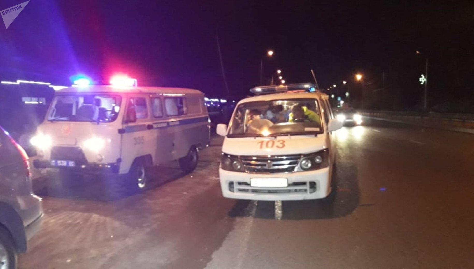 Водитель авто госпитализирован в тяжелом состоянии