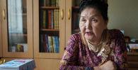 Ляйля Баймагамбетова - праправнучка казахского поэта и мыслителя Абая Кунанбаева