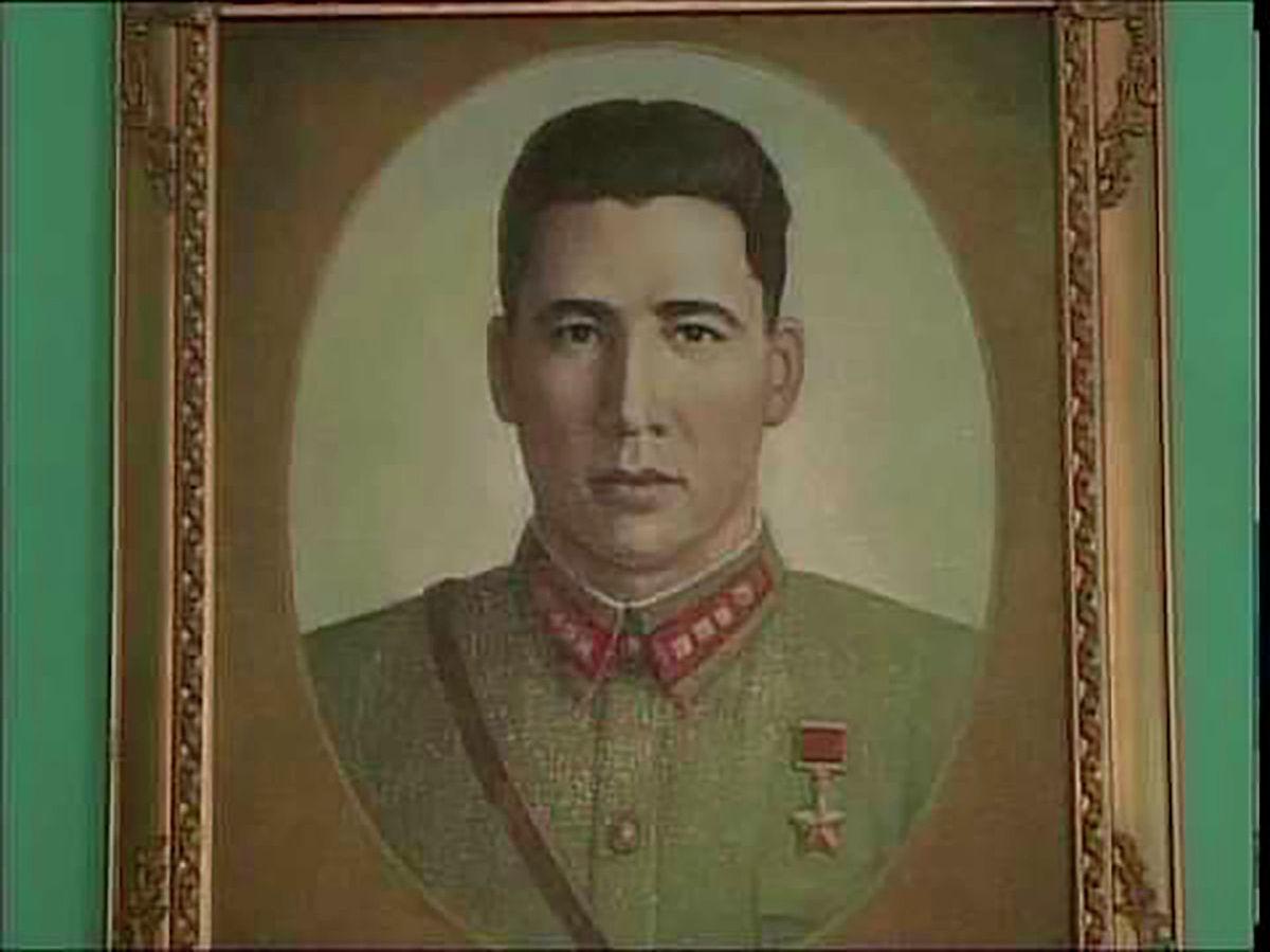 Герой Советского Союза Абу Дусухамбетов
