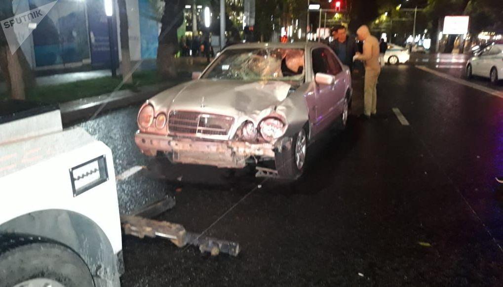 Две девушки – студентки погибли минувшей ночью под колесами иномарки