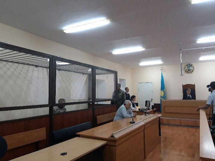 В специализированном межрайонном уголовном суде Нур-Султана
