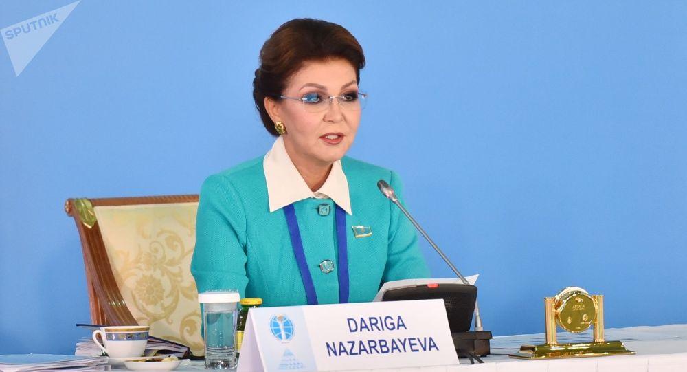 Дариға Назарбаевa жаңа қызметіне кірісті