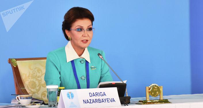 ХVIII заседание секретариата Съезда лидеров мировых и традиционных религий под председательством спикера сената Дариги Назарбаевой