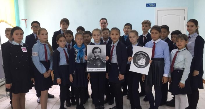 С началом учебного года, 1 сентября, в России стартовала акция Наши герои.