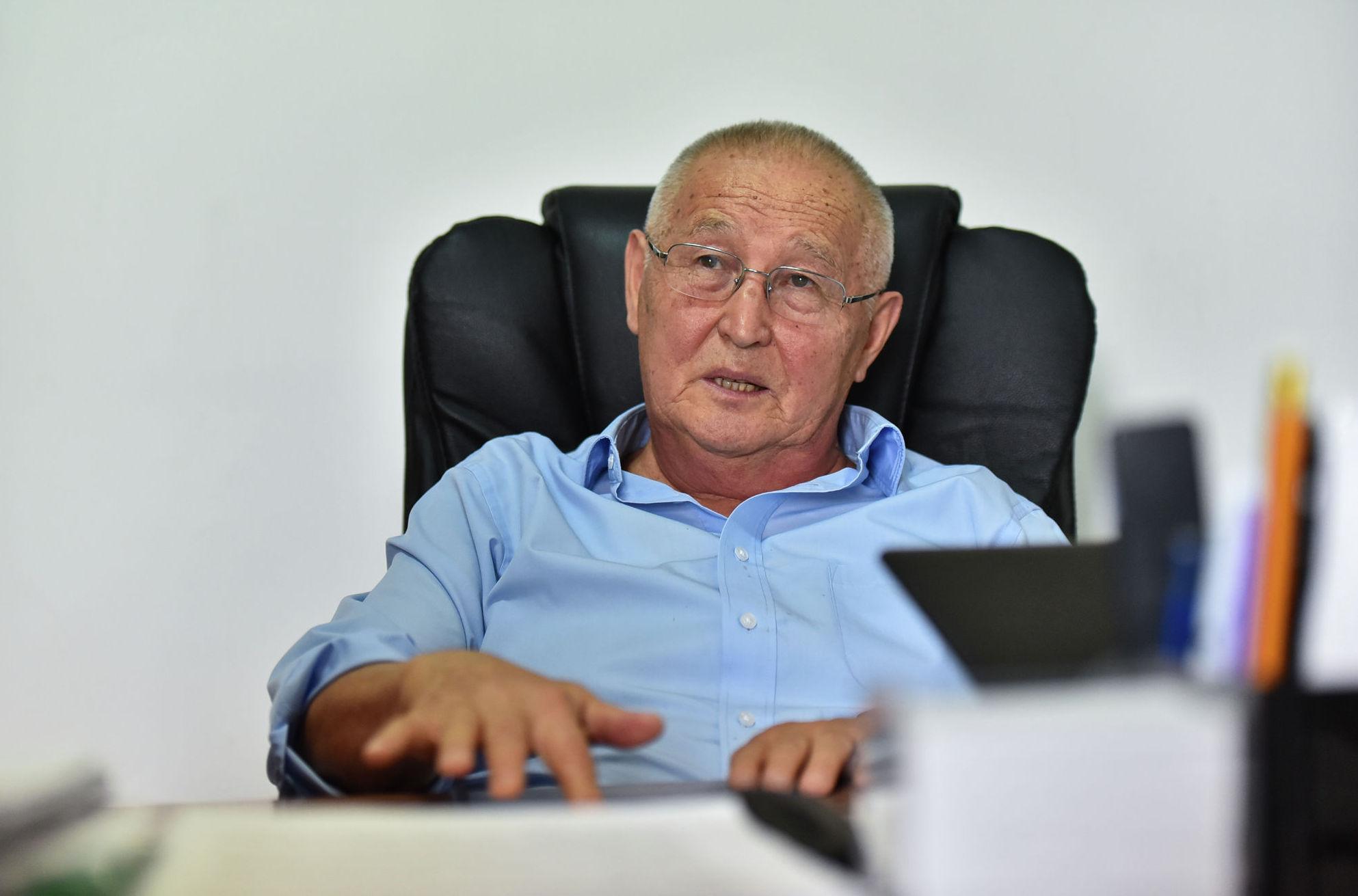 Президент Объединения юридических лиц Казахстанская Ассоциация IT-компаний Нурлан Исин