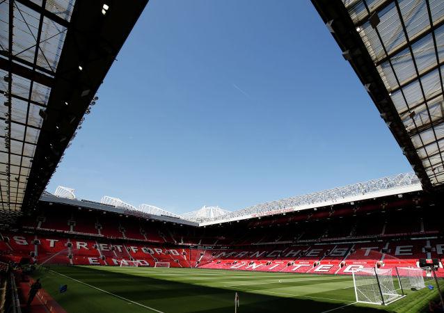 Олд Траффорд - домашний стадион Манчестер Юнайтед
