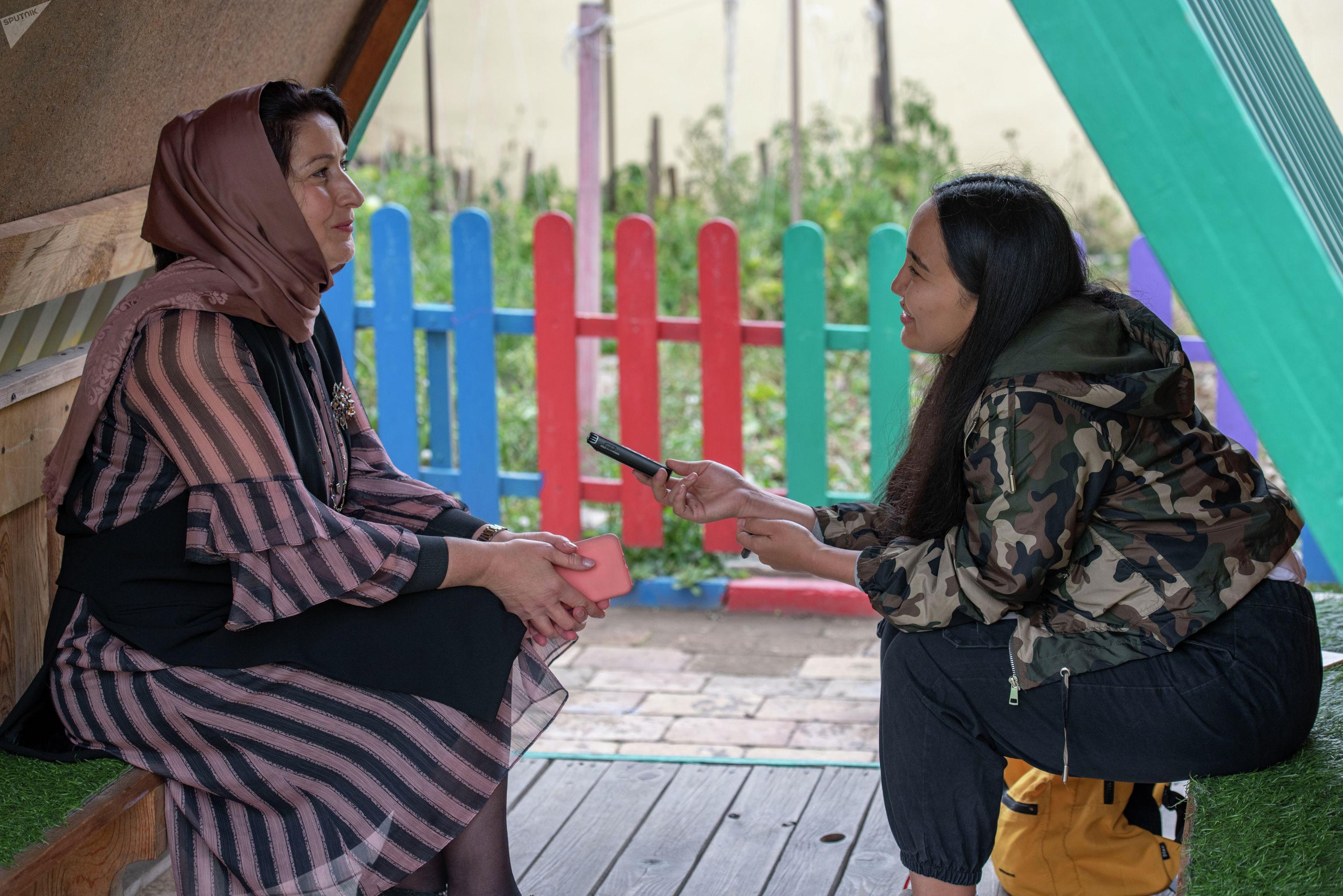 Айшат Вагапова, соучредитель благотворительного фонда Асыл бала, директор филиала Казахстанской ассоциации дошкольных организаций по городу Нур-Султан