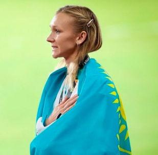 Олимпийская чемпионка Ольга Рыпакова