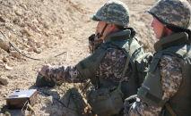 На полигоне «Сарышаган» состоялась самая важная часть совместных учений Ракетных войск и артиллерии Казахстана и России