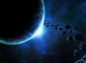 Астероид, иллюстративное фото