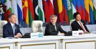 Представитель Российской Федерации на совещании спикеров парламентов стран Евразии
