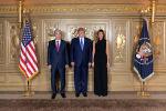 Встреча Касым-Жомарта Токаева с президентом США Дональдом Трампом