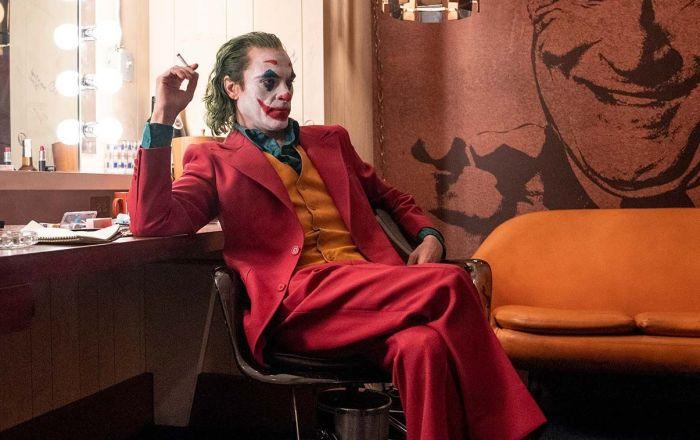 Кадр из фильма Джокер, 2019
