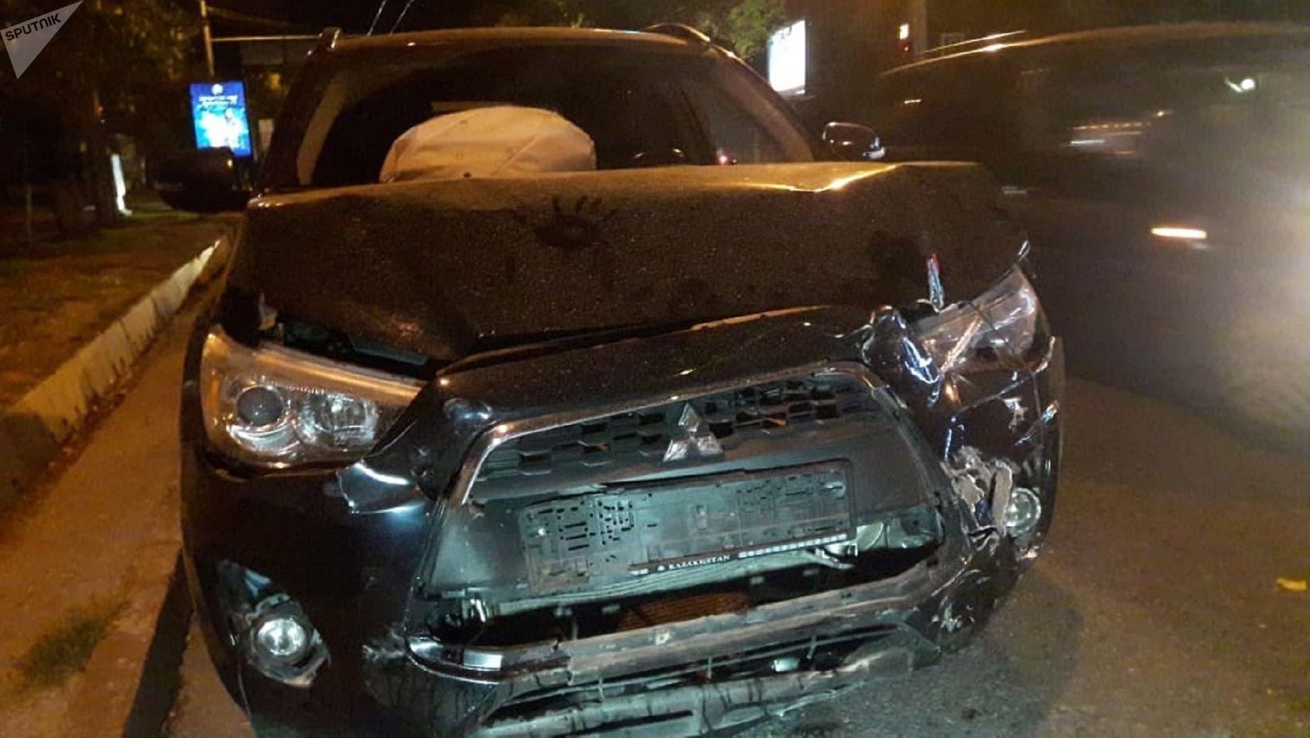 Очевидцы ДТП сообщили, что виновник аварии пытался скрыться