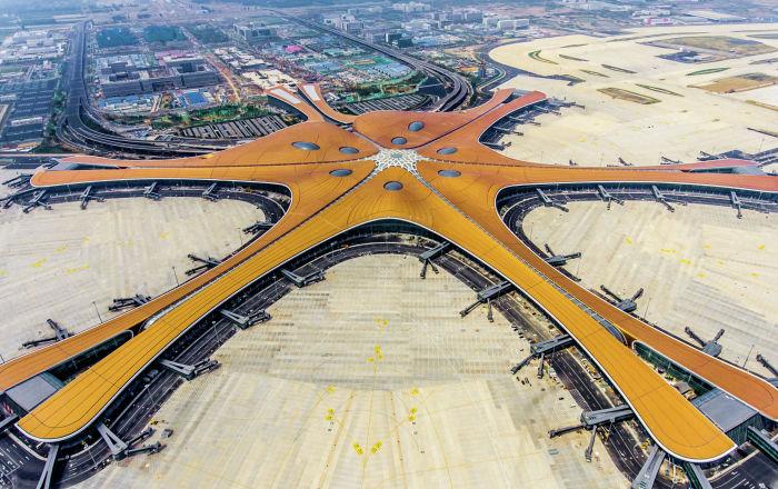 Аэропорт Дасин в Пекине