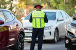 Полицейский на дороге