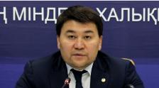 Заместитель председателя Агентства РК по противодействию коррупции Шынгыс Кабдула