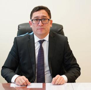 Аскар Жакенов, заместитель руководителя Канцелярии премьер-министра Казахстана