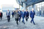 Рабочая поездка премьер-министра Аскара Мамина в Семей
