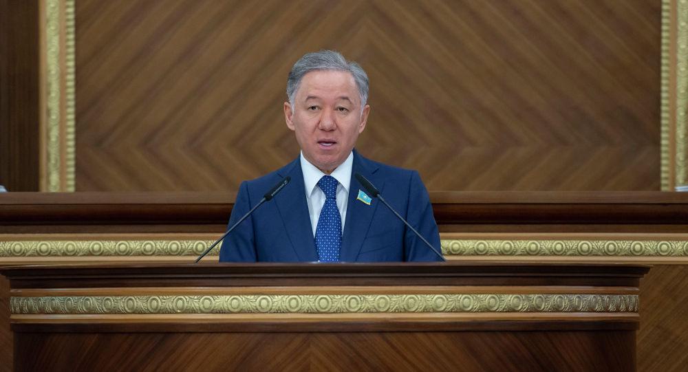 Совместное заседание палат парламента по случаю закрытия парламентской сессии
