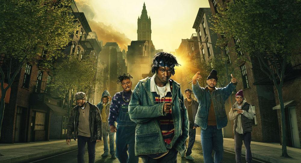 Постер к сериалу Wu-Tang: Американская сага