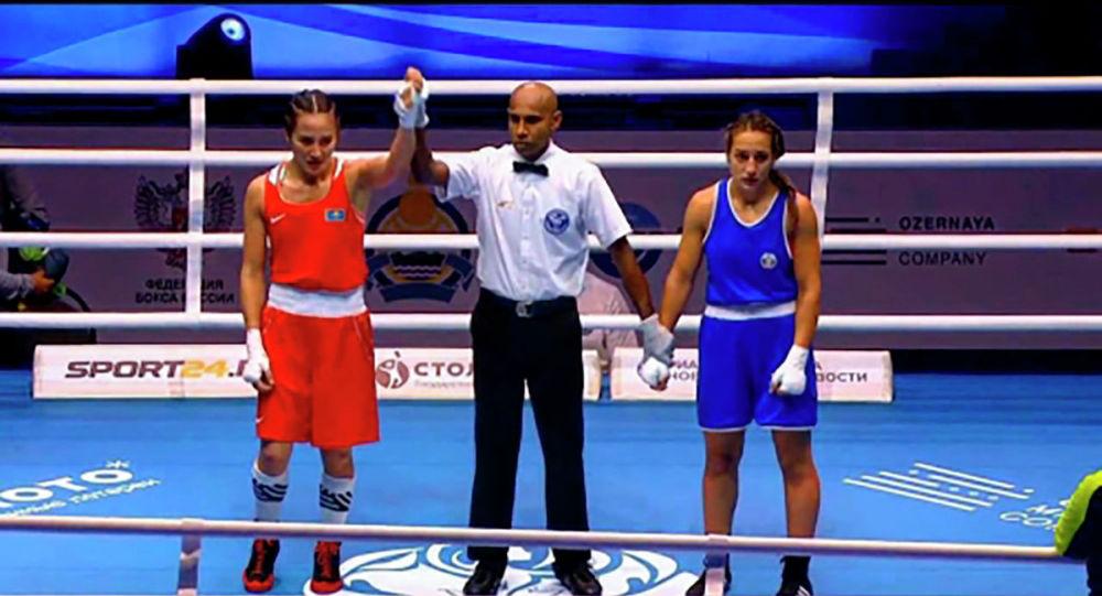 Милана Сафронова вышла в полуфинал Чемпионата мира