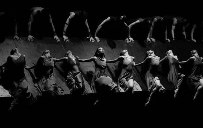 Одноактный балет по пьесе Оскара Уайльда «Саломея»
